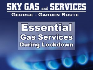 Sky Gas in George Open During Lockdown Level 4