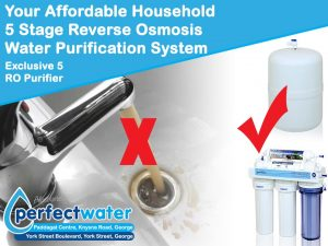 Reverse Osmosis Water Purification Systems in George