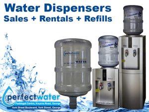 Water Dispenser Bottle Refills in George
