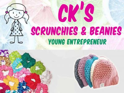 Scrunchies available South Africa