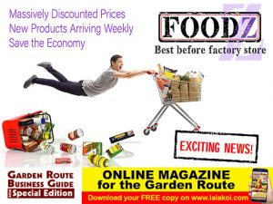 Massively Discounted Prices at Grocery Factory Shop in George