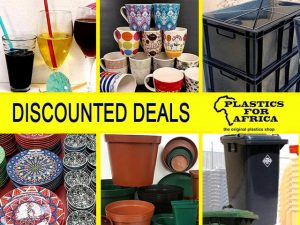 Great Discounted Deals at Plastics For Africa George
