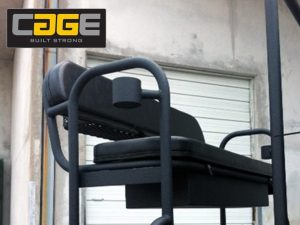 Custom Steel 4×4 Hunting Benches in George