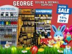 Easter Sale on Tools and Spray Paint in George