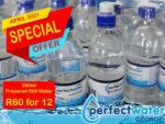 Absolutely Perfect Water George April 2021 Special Offer