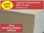 Ceiling Board Special in George