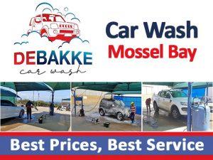 Best Car Wash in Mossel Bay