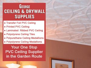One Stop PVC Ceiling Supplier in the Garden Route