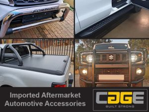 Imported Automotive Accessories in George