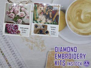 DiamondEmbroidery Kits in George