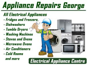 Electrical Appliance Repairs in George