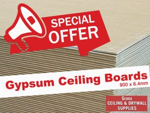 Ceiling Board Special Offer in George