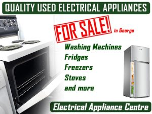 Used Electrical Appliances For Sale in George