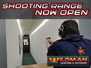 Indoor Shooting Range Now Open in George