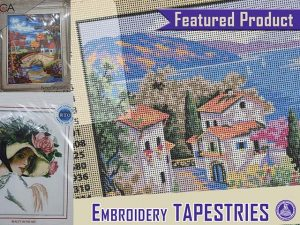 Buy Embroidery Tapestries in South Africa