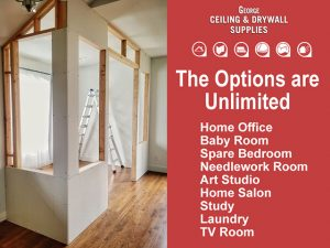 Drywalls for Home Renovations in George